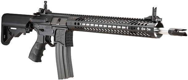 G&Gアーマメント「AR-15 SBR8 電動ガン」製品レビュー