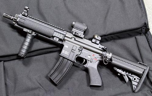 ヘッケラー&コック HK416