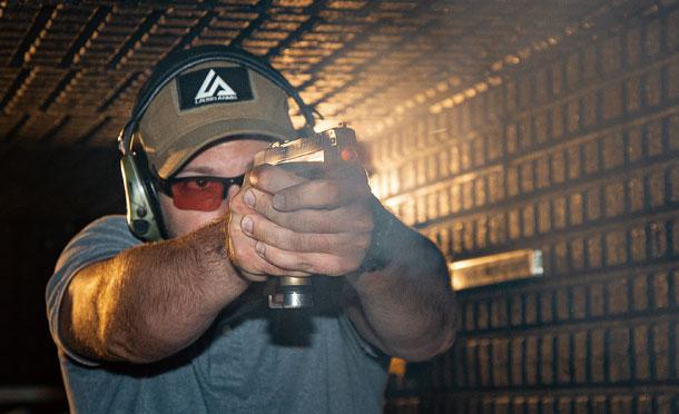 LAUGO ARMS ALIEN PISTOL 実銃レポート