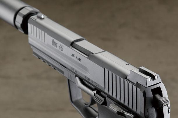 東京マルイ「ガスブローバックガン HK45タクティカルブラック」製品レビュー