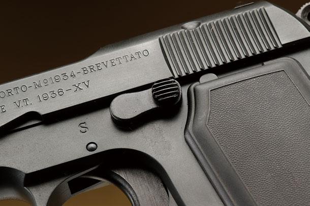 ウエスタンアームズ「ベレッタM1934 カーボンブラックヘビーウエイト」製品レビュー