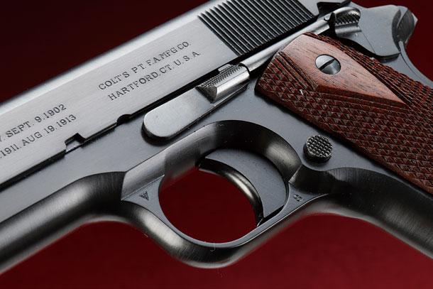 エラン「ケイシー・ライバックモデル M1911コマーシャル2019」製品レビュー