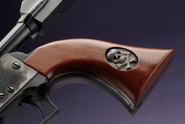 ハートフォード「戦士の銃 コスモドラグーン キャプテンハーロックモデル」製品レビュー