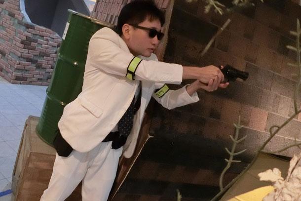 第2回 エアサバ ~発火式モデルガンで撃ち合って遊ぶ!!~
