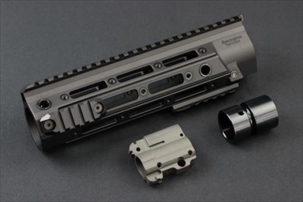 VFC HK416 RAHGハンドガード