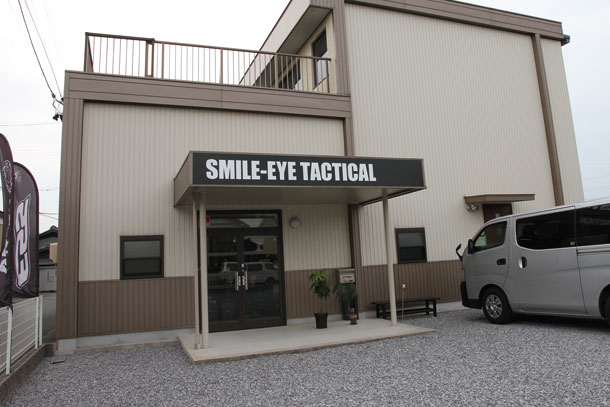 SMILE EYE TACTICALでシューティンググラスを作る!