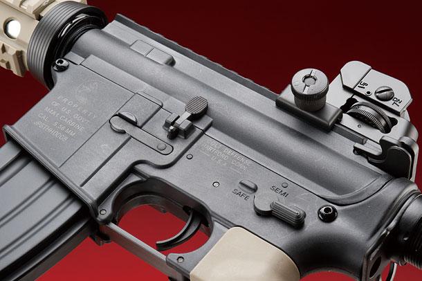 CYMA「M4 CQB-R FRP スポーツライン電動ガン」製品レビュー