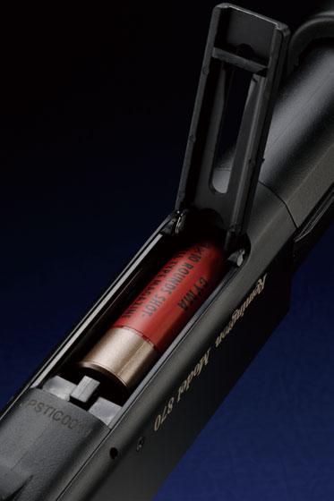 CYMA「M870ショートピストルグリップ&ロングリトラクタブルストック スポーツライン」製品レビュー
