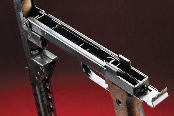 スオミ M44短機関銃【無可動実銃の魅力】