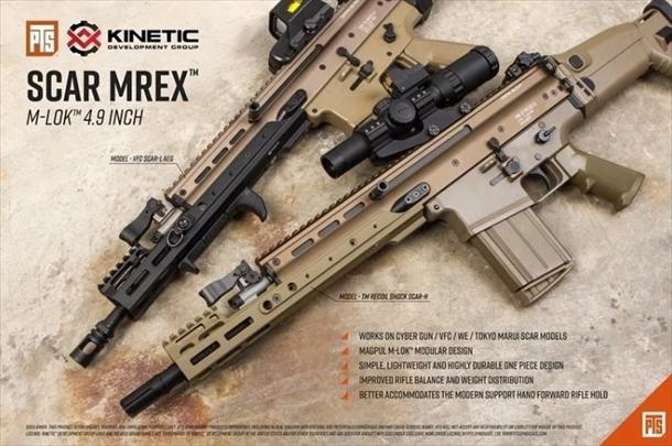 MREX M-LOK