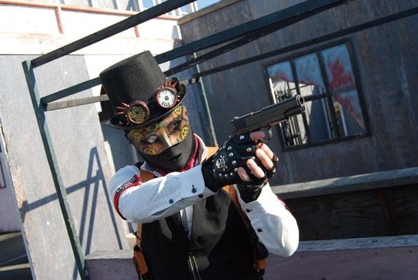 紳士淑女のサバゲー II ~Return of the Suit Freak~