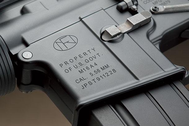 S&T「M16A4 & M4A1 RAS フルメタルガスブローバックガンブラック」製品レビュー