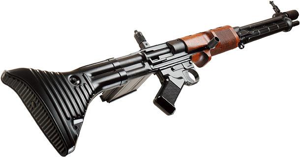 ショウエイ「FG42 Type 1モデルガン」製品レビュー