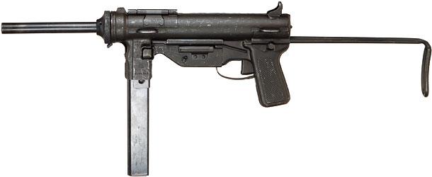 M3サブマシンガン【無可動実銃の魅力】