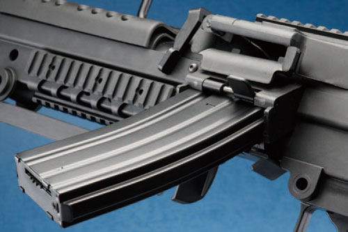 S&T「M249E2 スポーツライン電動ガンブラック」製品レビュー