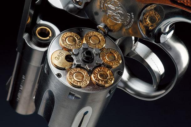 タナカ「スミス&ウェッソンM65 .357マグナム3インチ Ver.3ガスガン」製品レビュー