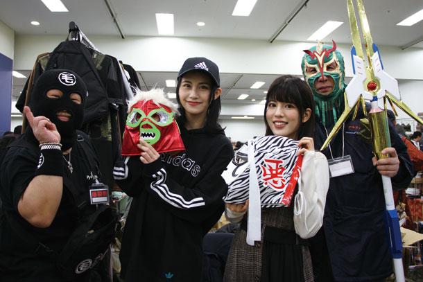 アームズマガジン声優サバゲ部が行く!「第7回 爆裂祭」