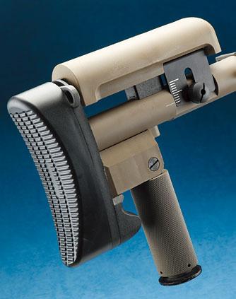S&T「PGM Mini-Hecate.338 ガスライフル TAN」製品レビュー