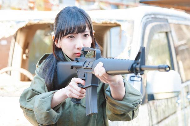 CYMA「M16フルメタルETU 電動ガンシリーズ」製品レビュー