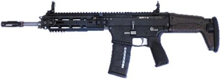 新小銃は豊和工業が満を持して開発したHOWA5.56が採用された(PHOTO:防衛省)