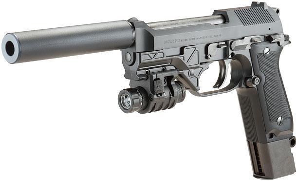 マルゼン「M93R-FSスペシャルフォース」製品レビュー