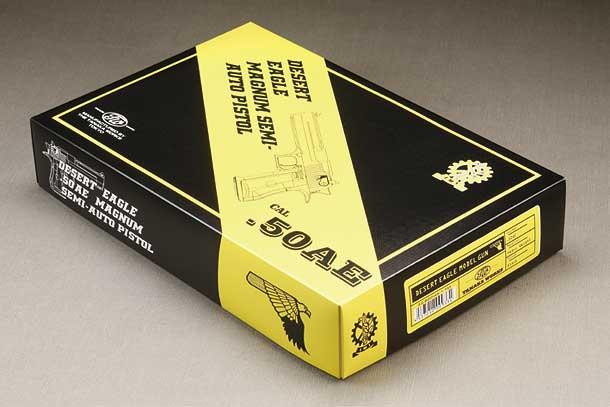 タナカ「デザートイーグル.50AE HWモデルガン+Wキャップカートリッジ」製品レビュー