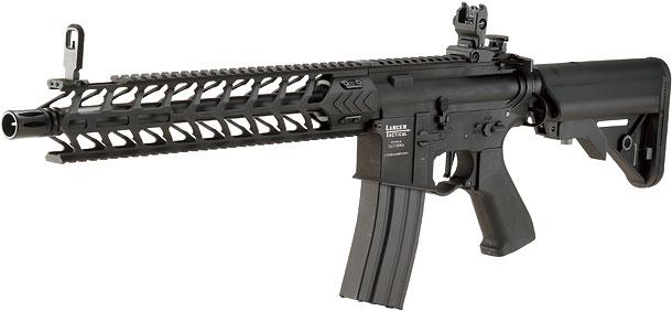 Lancer Tactical「LT-33 ナイトウイングSPR 電動ガンブラック」製品レビュー