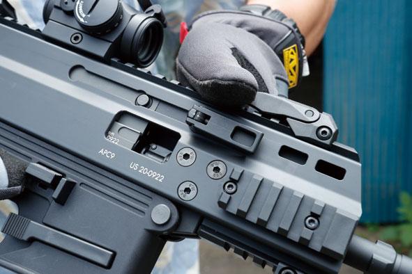 ARROW ARMS  APC9-K電動ガン