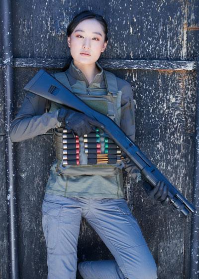 CYMA「ベネリM3 ショート&ロング固定ストック フルメタルショットガンエアコッキングガン」製品レビュー