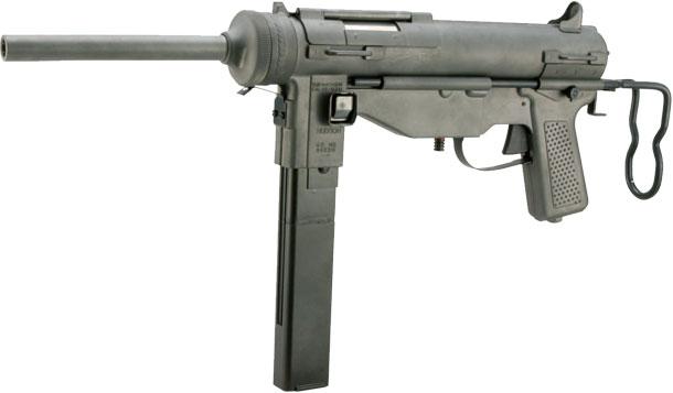 ハドソン産業  M3A1グリースガン ガスブローバックガン