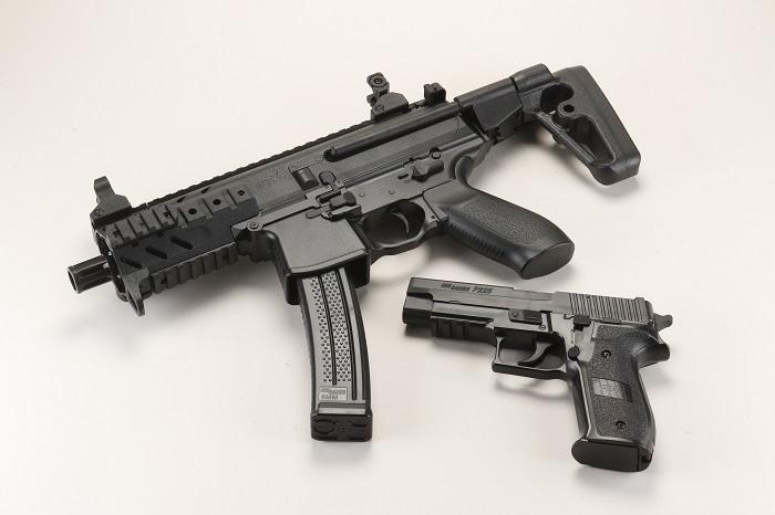 SIG AIR  SIG1 MPX&P226 PDW &ピストルキット