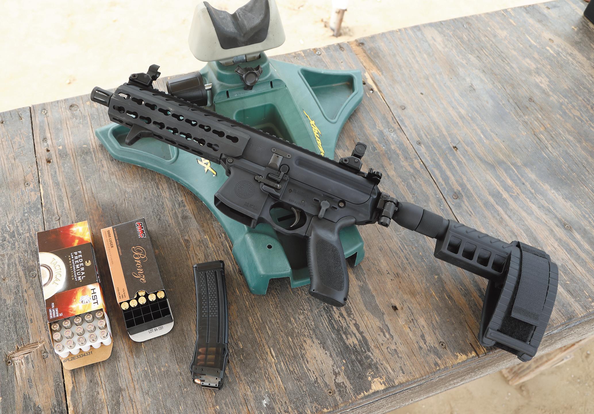 SIG SAUER MPX Pistol