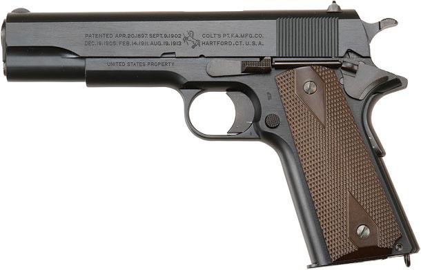 ウエスタンアームズ「コルトM1911 ブラックアーミー」製品レビュー