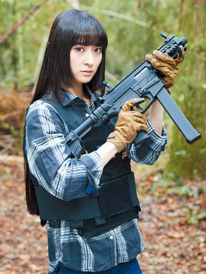 ARES M45電動サブマシンガン