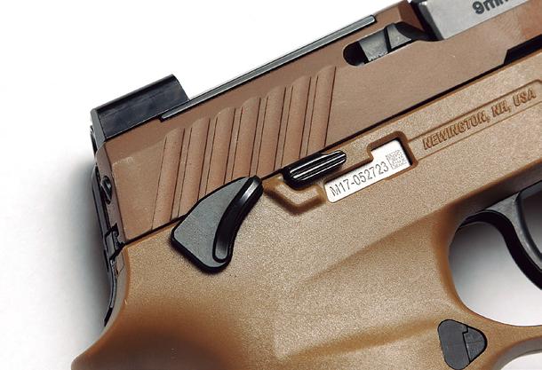 【海外実銃レポート】SIG SAUER P320-M17