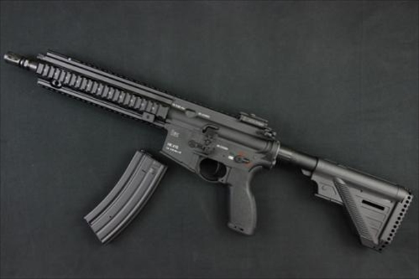 HK416A5電動ガン