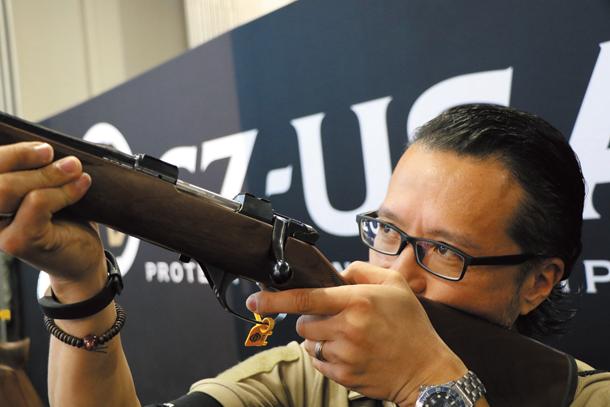 渡辺編集長の「SHOT SHOW 2019 番外レポート」