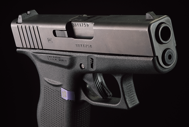 実銃レポート EDC(エブリデイキャリー) 9mm Auto