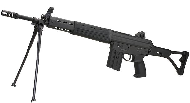 東京マルイ 89式5.56mm小銃固定銃床型&折り曲げ銃床型電動ガン