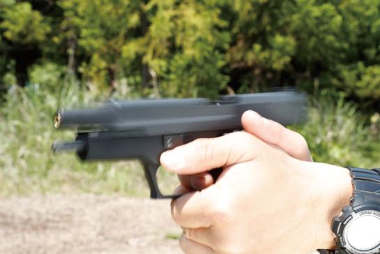 タナカ「SIG P220IC 陸上自衛隊」製品レビュー【陸上自衛隊】