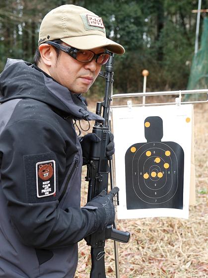 次世代AK74MN ガチンコ実射テスト!!