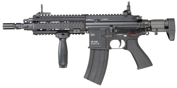 HK416Cカスタム