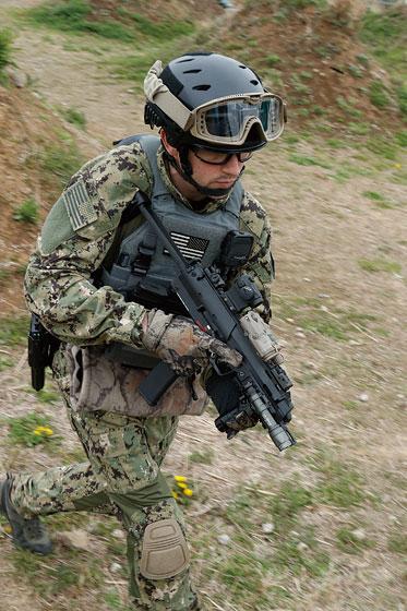 H&K MP7A1 NAVY + U.S.Navy SEALs