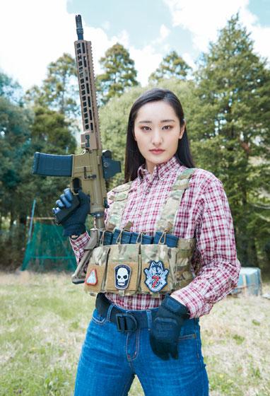 AAF「AR15スタンダードライフル」製品レビュー