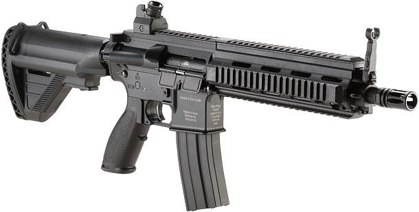 S&T「HK416D 10RSスポーツラインG2電動ガン」製品レビュー