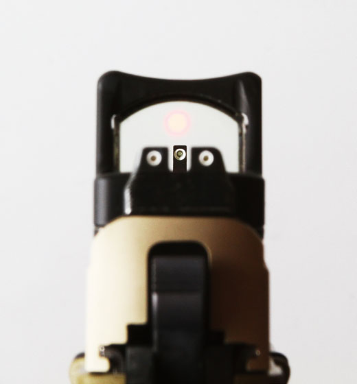 FNH FNX-45 Tactical 実銃レポート