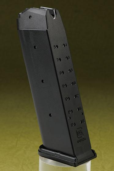 タナカ「グロック17サードジェネレーションEVO2フレームHWモデルガン」製品レビュー