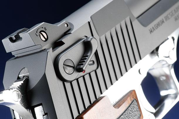 東京マルイ「ライトニングホーク.50AE 10インチマグナポートカスタム」製品レビュー