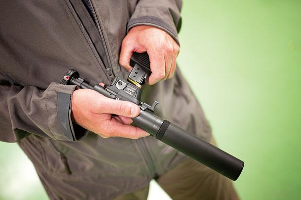 実銃レポート B&T VP9