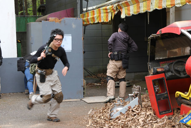 NOVEL ARMS presents 葉隠マッチM-8開催